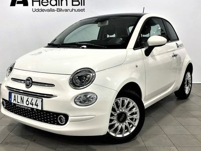 begagnad Fiat 500 LOUNGE 1.2 69 HK S&S MY18 -18