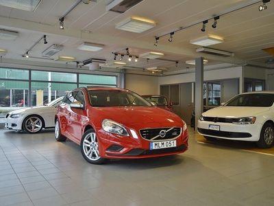 """begagnad Volvo V60 D5*R-DESIGN*Taklucka*GPS """"MAX-UTR"""" -13"""