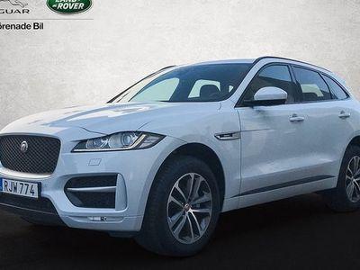 begagnad Jaguar F-Pace 25d AWD Automat R-Sport 2018, SUV 525 000 kr