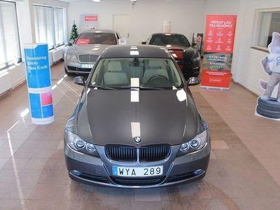 begagnad BMW 320 i 150hk Sedan 4500MIL SV-Såld Advanta -07