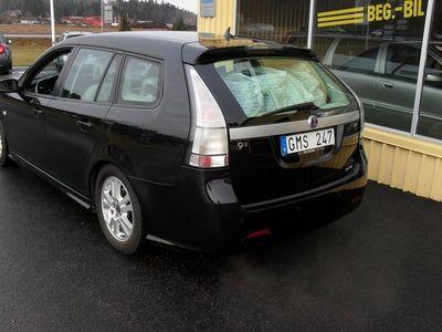 begagnad Saab 9-3 1.8t Vector Combi