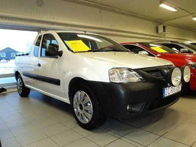 begagnad Dacia Logan Pick up Diesel