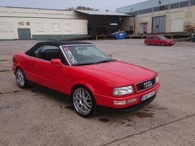 used Audi 80 cabriolet 2.3 -93