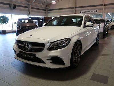 begagnad Mercedes C200 sedan AMG Line