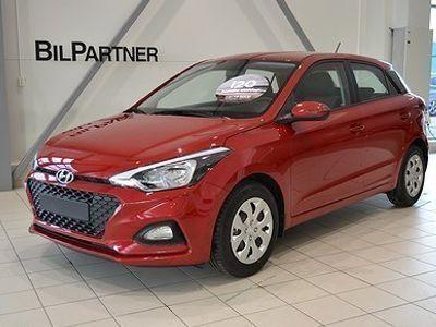 begagnad Hyundai i20 1.2 Life 84hk
