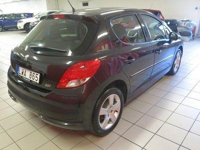 begagnad Peugeot 207 1.6 HDi FAP 5dr (92hk)