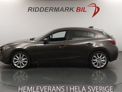 begagnad Mazda 3 2.0 5dr (165hk) Optimum