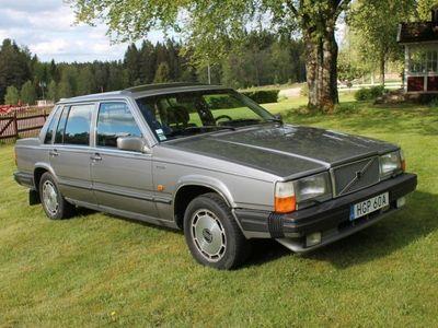 brugt Volvo 760 GLE D24T. Original -86