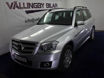 begagnad Mercedes GLK220 CDI Auto 4MATIC BlueEFF