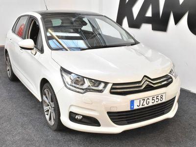 begagnad Citroën C4 1.6 | Pdc bak | Bluetooth | Taklucka | Gps | 120hk