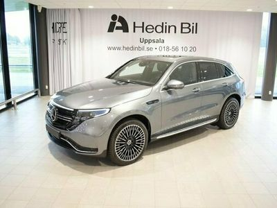 begagnad Mercedes EQC Benz 400 Amg Premiumplus 2021, SUV Pris 769 900 kr