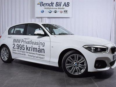 begagnad BMW 118 i 2995:-/ mån. Vinterhjul ingår