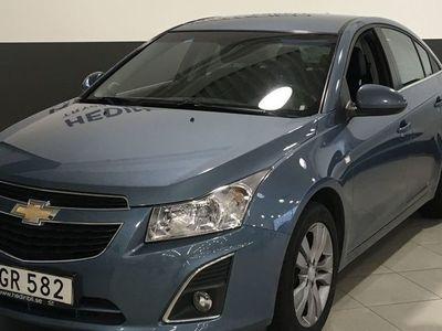 begagnad Chevrolet Cruze 1.7D ECO Sedan