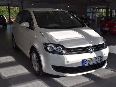 begagnad VW Golf Plus 1.6 TDI DSG Sekventiell -12