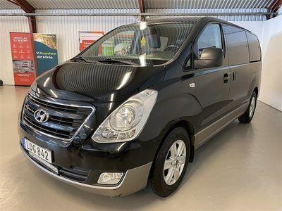 begagnad Hyundai H-1 Travel 2.5 CRDi Automatisk, 170hk