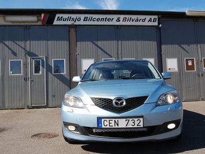 gebraucht Mazda 3 Sport 1.6 Automat 105hk Drag -08