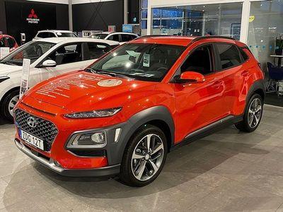 begagnad Hyundai Kona 1.0 T-GDi 2WD Premium