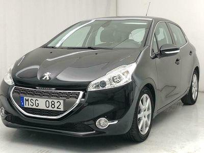 begagnad Peugeot 208 1.6 e-HDi 5dr