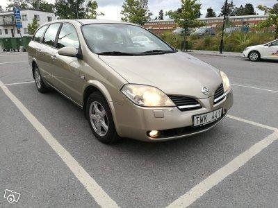 brugt Nissan Primera 2.0 -03