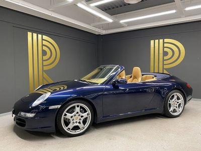 begagnad Porsche 911 Carrera Cabriolet 911/997 3.6 (325hk)