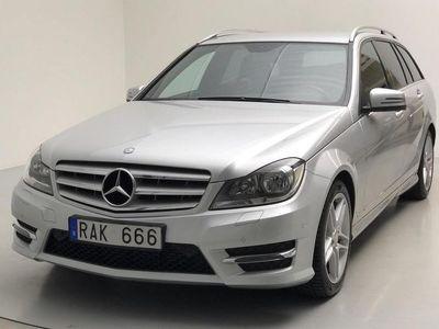 begagnad Mercedes C200 C-KlassCDI Kombi S204