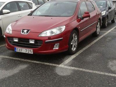 begagnad Peugeot 407 4072.0 HDI -07 2007