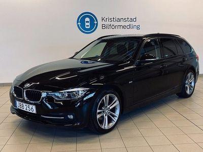 begagnad BMW 318 d Touring Aut Sport line 150hk
