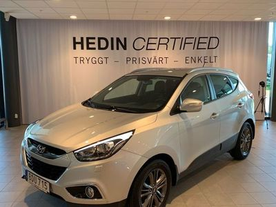 begagnad Hyundai ix35 CRDI AWD