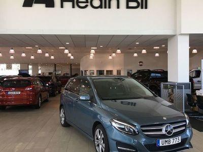 begagnad Mercedes B200 CDI 4-MATIC / DRAG / ADAPTIV FARTHÅLLARE