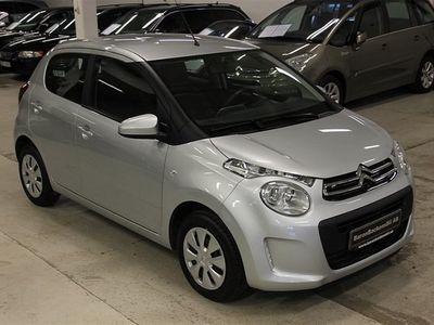 begagnad Citroën C1 1,0i 1,95% Finans Automat*Navi*Skinn