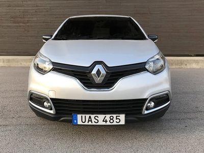 begagnad Renault Captur 0.9 TCe Euro 6 90hk OBS ENDAST -16