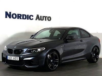 begagnad BMW M2 370HK|DCT|Navi Pro|Svensksåld