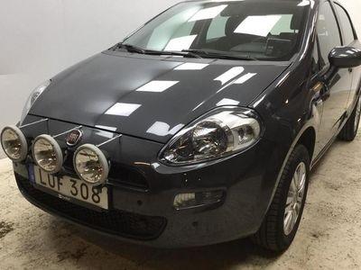 begagnad Fiat Punto 1.4 Natural Power 5dr