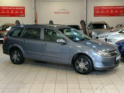 begagnad Opel Astra Caravan 1.6 Automat 105hk Drag NYBES 0:- KR Kontantinsats