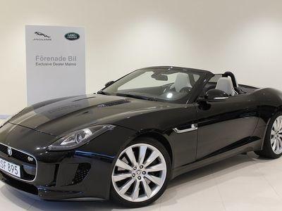 used Jaguar F-Type S / Convertible / 3.0 V6 380hk /