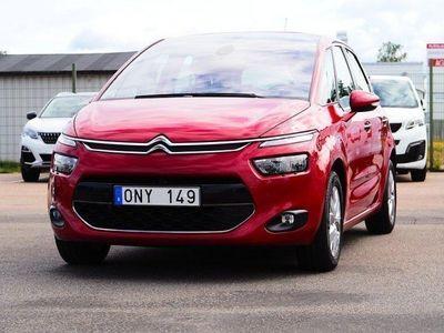 gebraucht Citroën C4 Picasso 1.6 HDi EGS 115hk HVO