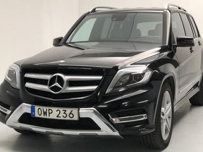 begagnad Mercedes 220 GLK CDI 4MATIC X204 2015, Personbil 235 000 kr