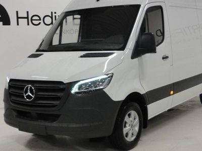 begagnad Mercedes Sprinter 314 CDI SKÅP