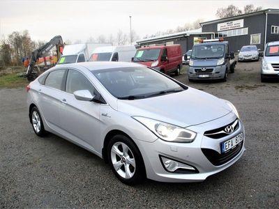 begagnad Hyundai i40 Sedan 1,7 CRDI Nyservad 136Hk