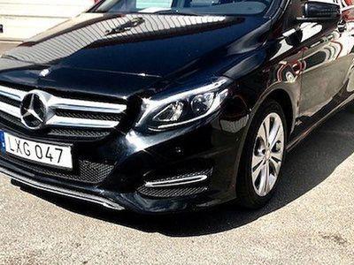 begagnad Mercedes 180 Benz B CDI Euro 6 2016, Personbil 159 900 kr