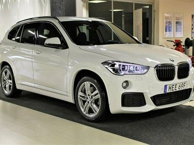 begagnad BMW X1 xDrive20i M Sport Euro 6 192hk