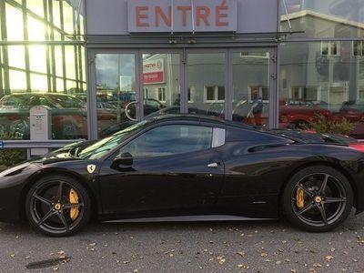 begagnad Ferrari 458 Italia Spider 2014, Cab 2 050 000 kr