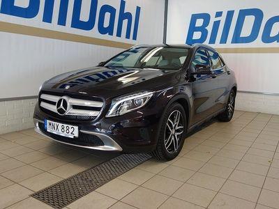 begagnad Mercedes GLA220 4MATIC Aut V-hjul Pano