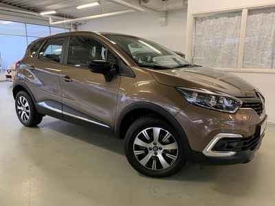 begagnad Renault Captur PhII Energy TCe 120 Zen EDC Kvarvarande nybilsgaranti (Utrustad med bl.a. Parkeringssensorer bak, Navigation)