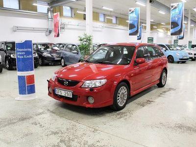begagnad Mazda 323F 2.0 Sport Ny Servad Besiktad 130hk
