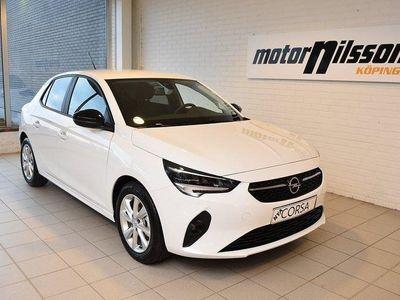 begagnad Opel Corsa NYA 1.2T Edition Launch 100hk Euro