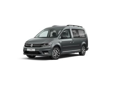 gebraucht VW Caddy Maxi COMFO COMFTL 2,0TDI150HK DSG