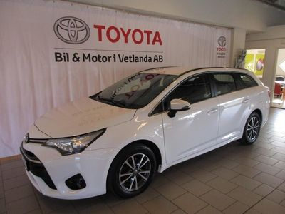 begagnad Toyota Avensis 1.6 D-4D Active Touring Sports