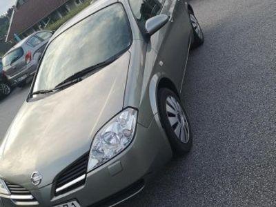 brugt Nissan Primera Hatch 1.8 Manuell 116hk -06