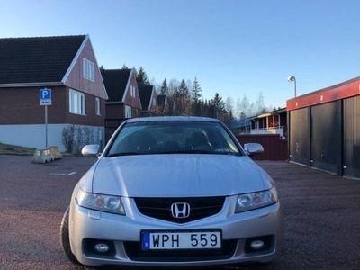 begagnad Honda Accord sedan 190 hk